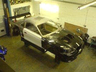 GT Mustang build