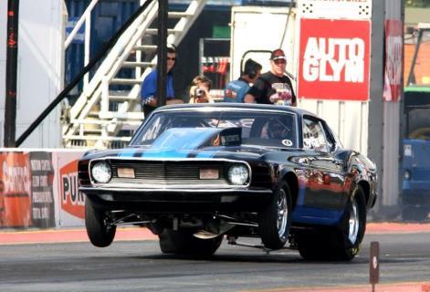 449ci Big block Ford - Comp Eliminator