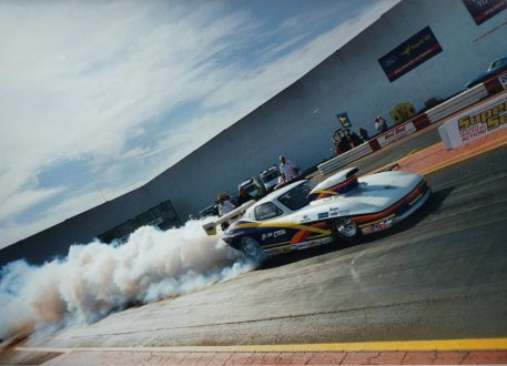 Europe-first spread-bore nitrous pro mod