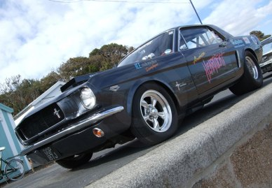 I.C.E.-built 289ci Small block Ford