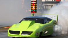 UK-speed record breaking twin turbo pro mod