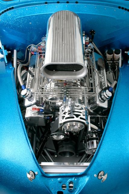 I.C.E.-built 540ci Big block Chevrolet