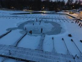 Roihuvuori Janne Käpylehto www.icecarousel.com Ice carousel Jääkaruselli