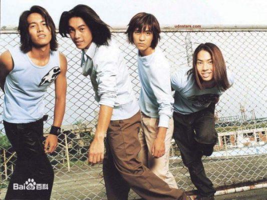 台湾アイドル(ボーイズグループ)