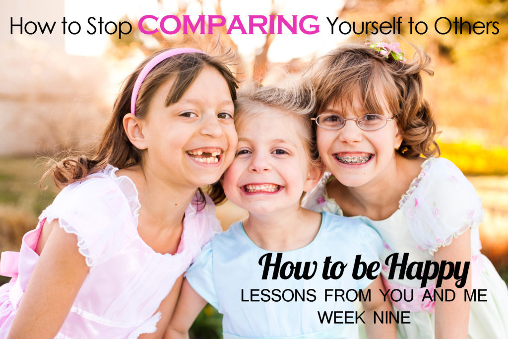 We all do it. It seems to be our lot in life to compare ourselves to others. Society and the media only exacerbate this problem. From comparisons of intellect in school and the workplace to comparisons of beauty among our friends, family, and celebrities, our days are saturated with opportunities to feel bad about ourselves. Read this article to find out how to stop the damaging practice of comparing yourself to others. The practical, easy tips in this article can make all the difference!