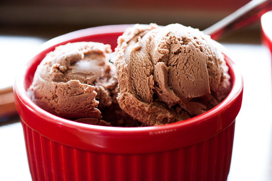Mexican Chocolate Ice Cream