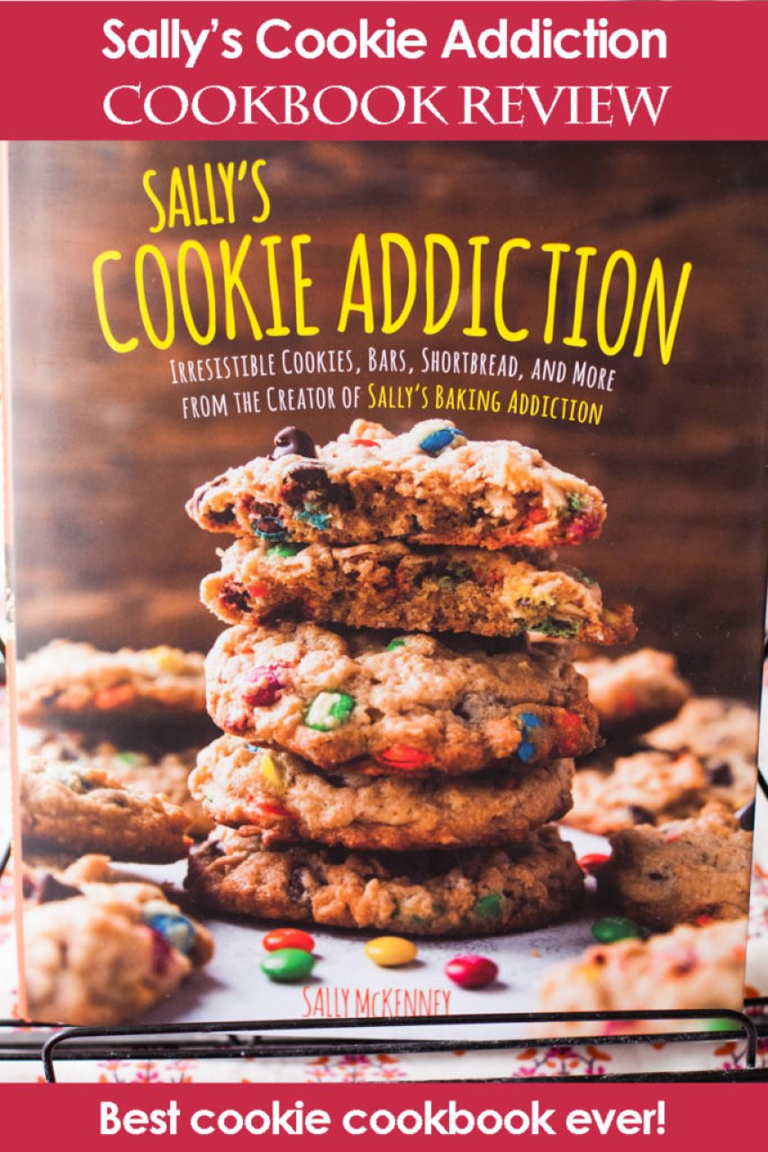 The new Sally's Cookie Addiction cookbook is your new MUST HAVE cookbook. All the best cookie recipes, along with stunning pictures and plenty of personality round out this instant classic.