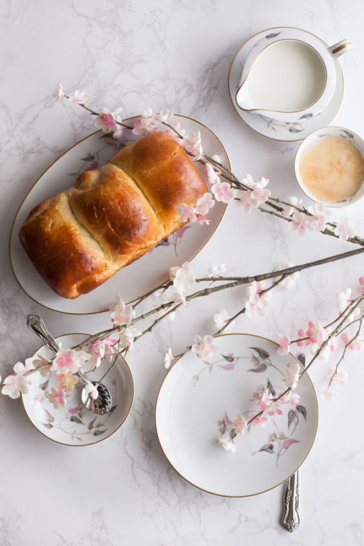 Classic Japanese Milk Bread made with cream, milk, and an extra special something that makes it super soft, fluffy, and moist. What is Japanese Milk Bread? (Otherwise known as Shokupan or Hokkaido Milk Bread). It's only the best bread in the world, and I'll tell you why.