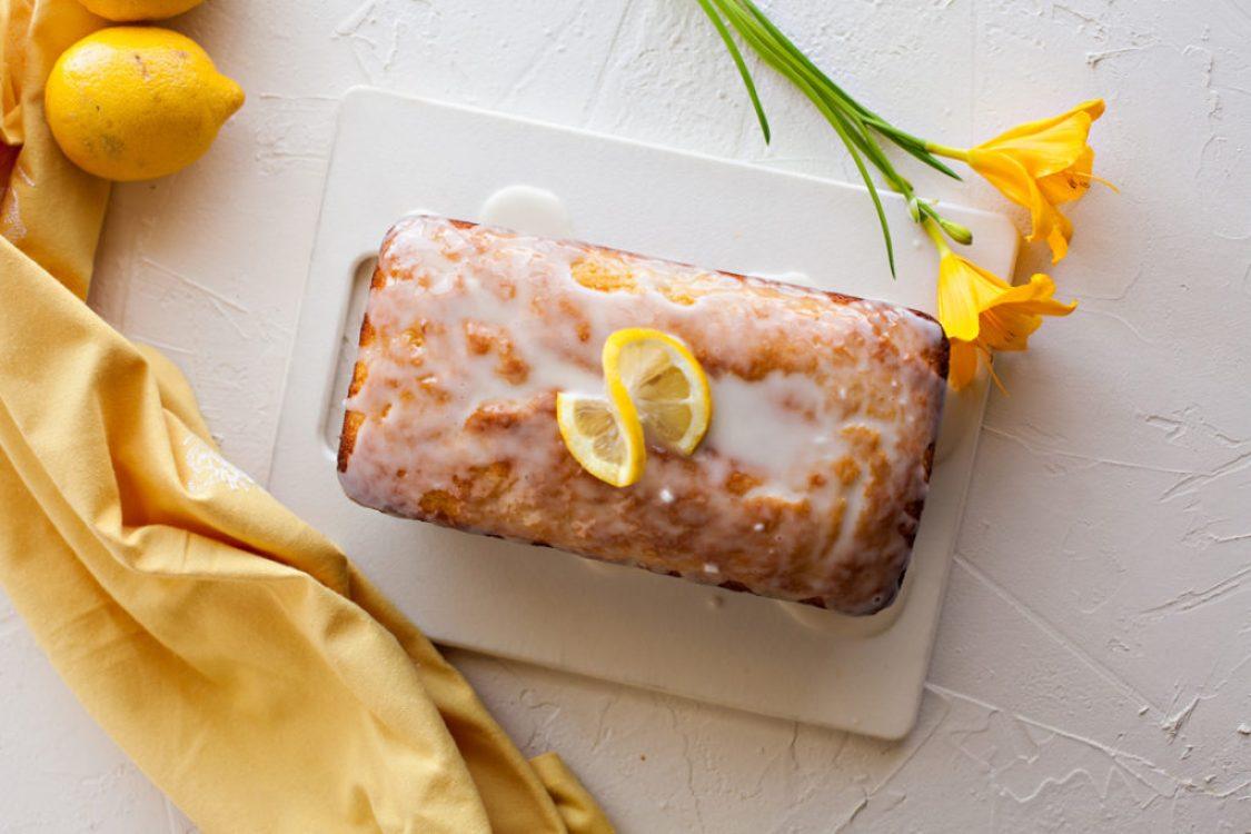 Lemon Yellow Squash Bread.