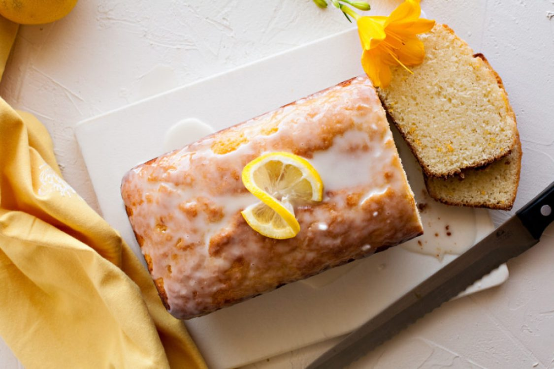 Lemon Yellow Squash Bread