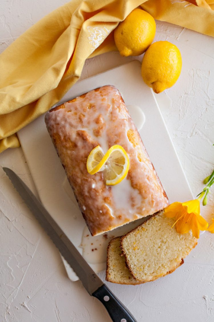Lemon Yellow Squash Bread. The perfect way to use up all the yellow squash from your garden!
