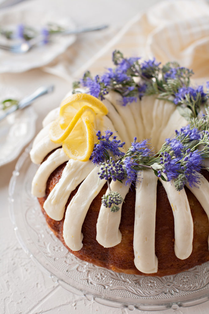 Lemon Bundt Cake Beautiful Life And Home