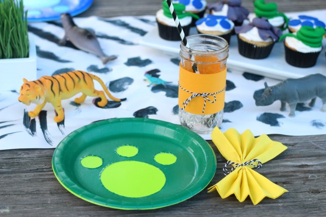 Excellent Wild Kratts Birthday Party Owen Turns 6 Ice Cream Off Paper Plates Personalised Birthday Cards Akebfashionlily Jamesorg