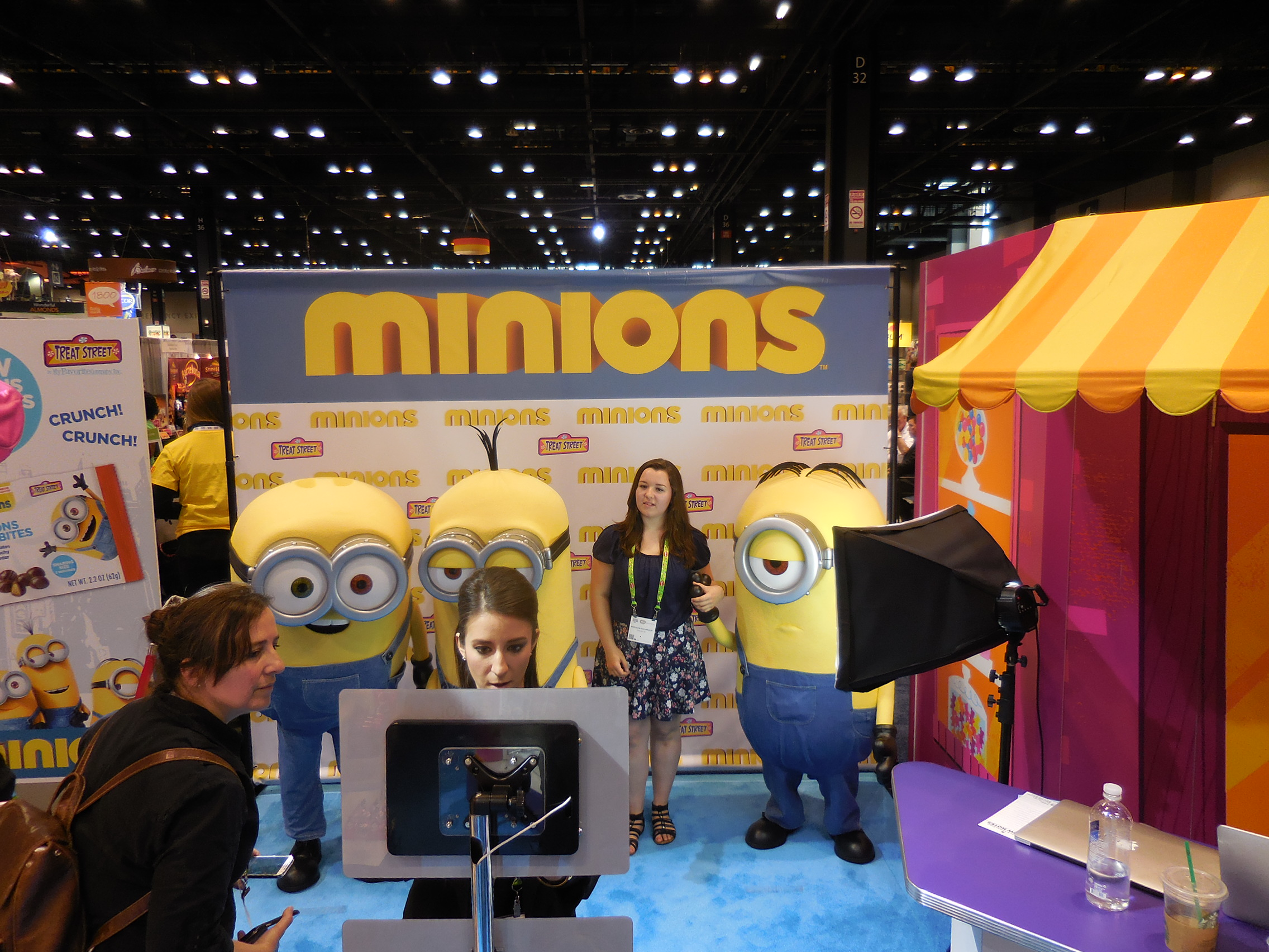 Minion Experience #SSE15