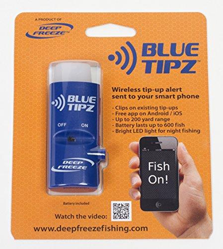 Blue Tipz tip up alarm
