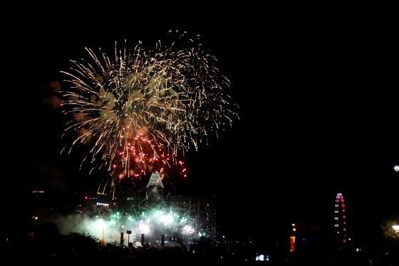 NDP 2014 fireworks