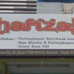 Toko Hafizah Agen Wilayah Depok