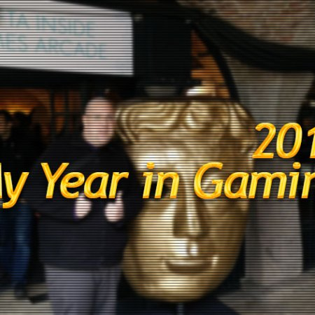 2015, My Year in Gaming