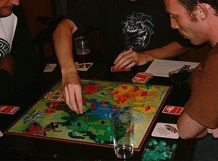מהו משחק אסטרטגיה?