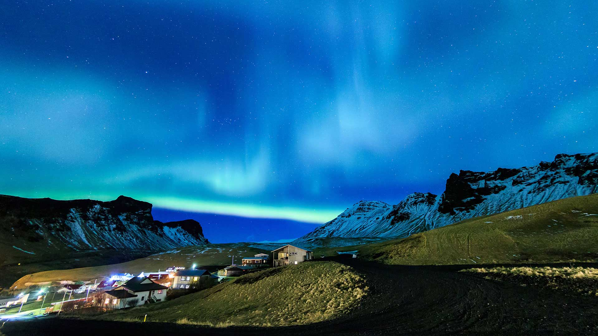 Best Time Iceland Northern Lights