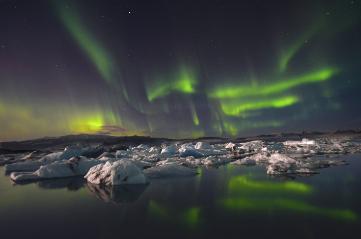 Best Time See Northern Lights Iceland 2017