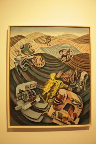 """""""Mountain Settlers,"""" 1952"""