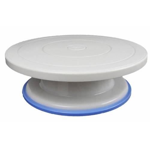 PLASTIC CAKE TURNTABLE