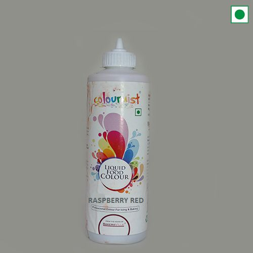COLOURMIST LIQUID FOOD COLOUR 200GM RASPBERRY RED