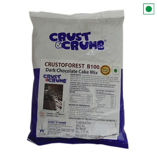 CRUST'N'CRUMB BLACK FOREST CAKE MIX 1KG