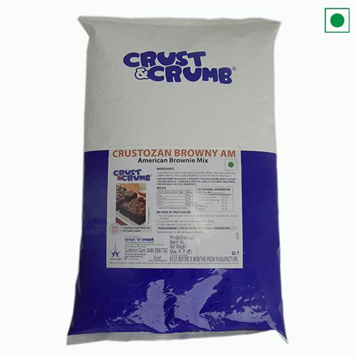 CRUST'N'CRUMB BROWNY MIX 5KG