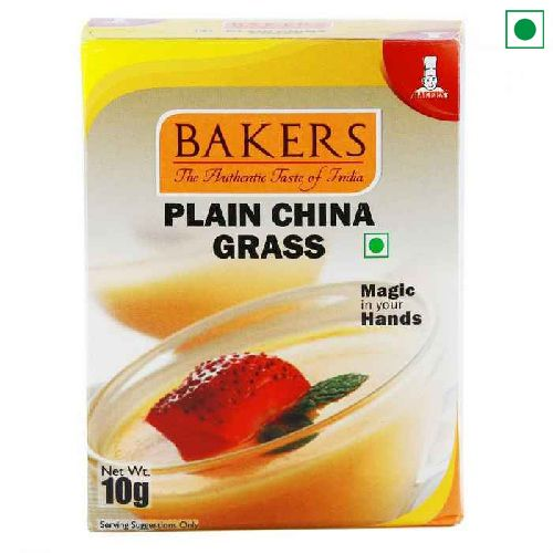 BAKERS CHINA GRASS 10GM