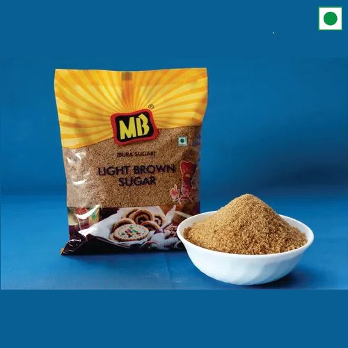 MB LIGHT BROWN SUGAR 500GM