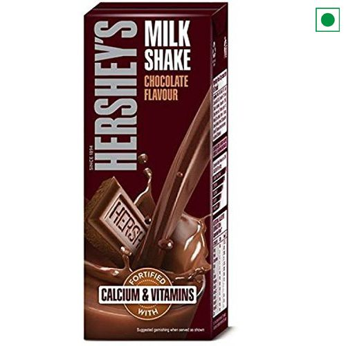 HERSHEY'S MILK SHAKE CHOCOLATE 200ML