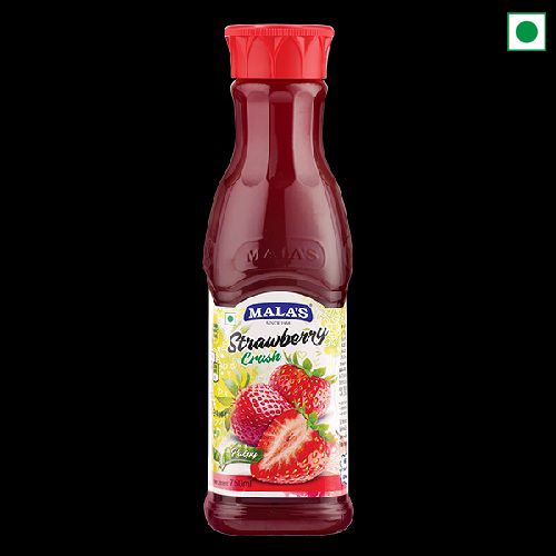 MALAS STRAWBERRY CRUSH 750ML