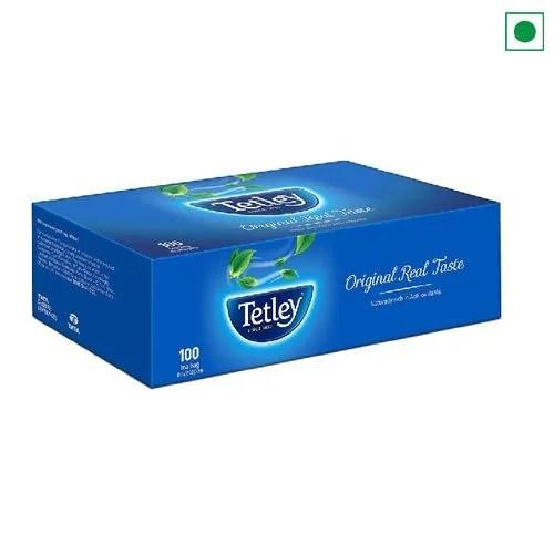 TETLEY ORIGINAL TEA BAG 100 NOS