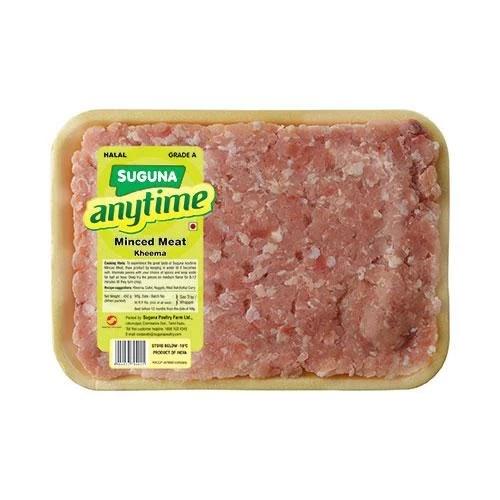 SUGUNA CHICKEN MINCED MEAT / KHEEMA / KEEMA 450g