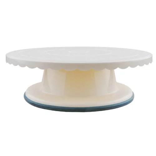 PLASTIC CAKETURNTABLE 11″