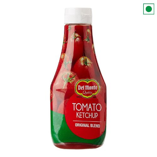 DELMONTE TOMATO KETCHUP SQUEEZY 320GM