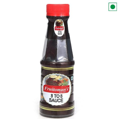 FRUITOMAN'S 8 TO 8 SAUCE 200GM