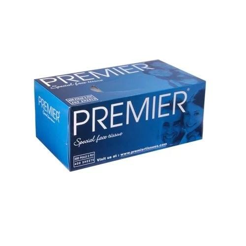 PREMIER BOX TISSUE