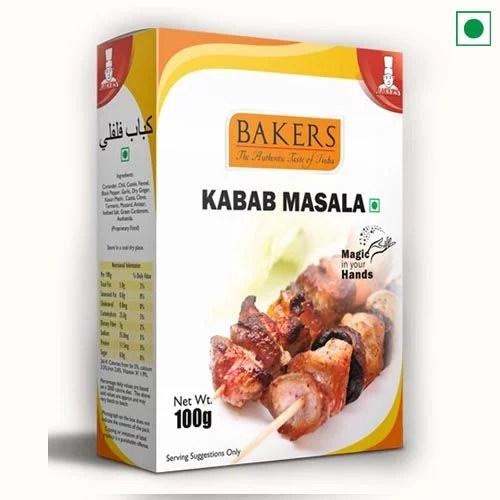 BAKERS KABAB MASALA 100GM