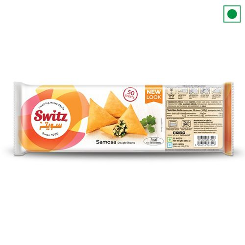 SWITZ SAMOSA PATTI 500GM
