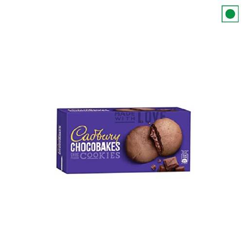 CADBURY CHOCOBAKES COOKIES / BISCUITS 150g