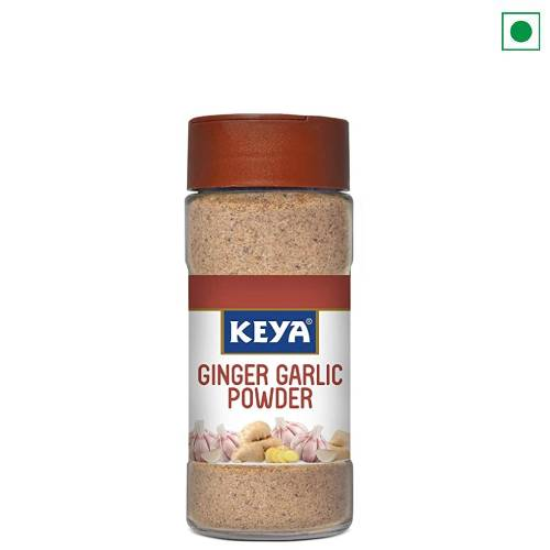 KEYA GINGER GARLIC POWDER 50GM