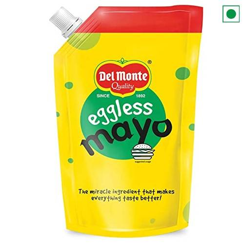 DELMONTE MAYONNAISE SPOUT 500GM