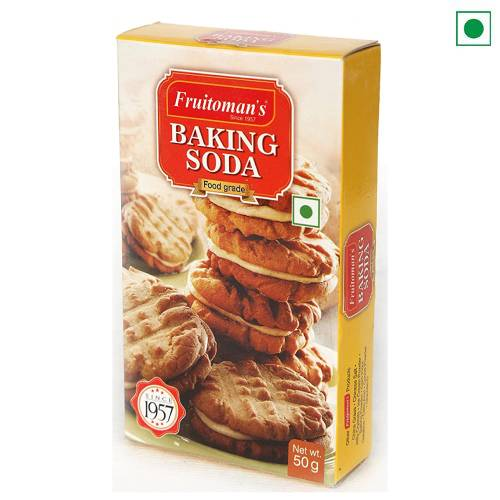 FRUITOMAN'S BAKING SODA 50GM