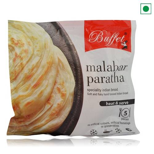 BUFFET MALABAR PARATHA / PAROTA 300g