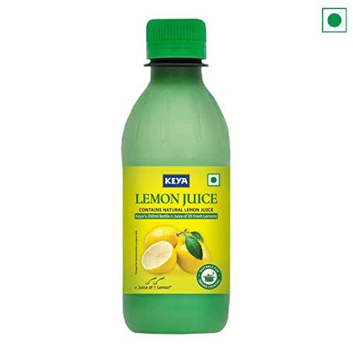 KEYA LEMON JUICE 250 ML