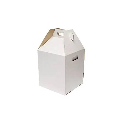 DOLL CAKE BOX 12X12X12 INCH