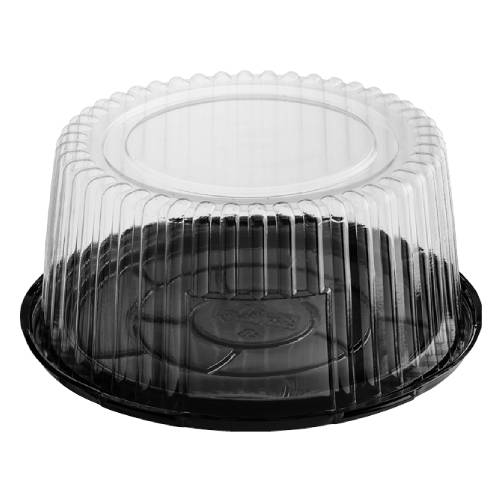 PLASTIC CAKE DOME/CONTAINER WITH LID